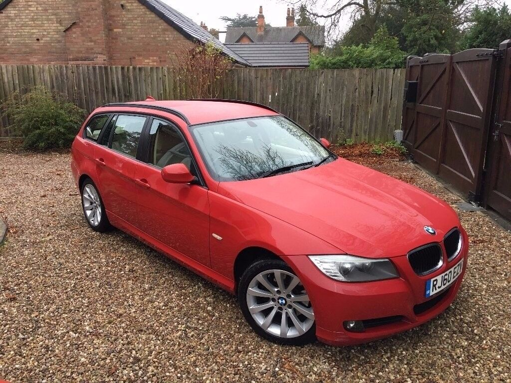 2011 60 bmw 3 series 2 0 318d se touring 5dr one former keeper full history 30 tax in. Black Bedroom Furniture Sets. Home Design Ideas