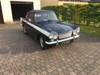 1966 Triumph Vitesse 2.0L Straight Six with Overdrive