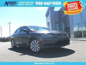 2015 Chrysler 200 LX 4 CYLINDER - EXTREMELY CLEAN, BLUETOOTH