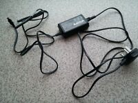 Genuine Sony battery charger/power adapter for Sony Handicam