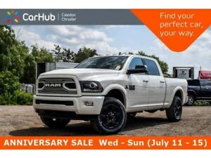 2018 Ram 3500 Laramie|4x4|Diesel|Backup Cam|Bluetooth|R-Start|Le