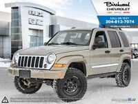 2005 Jeep Liberty Limited Leather/Sunroof/4WD