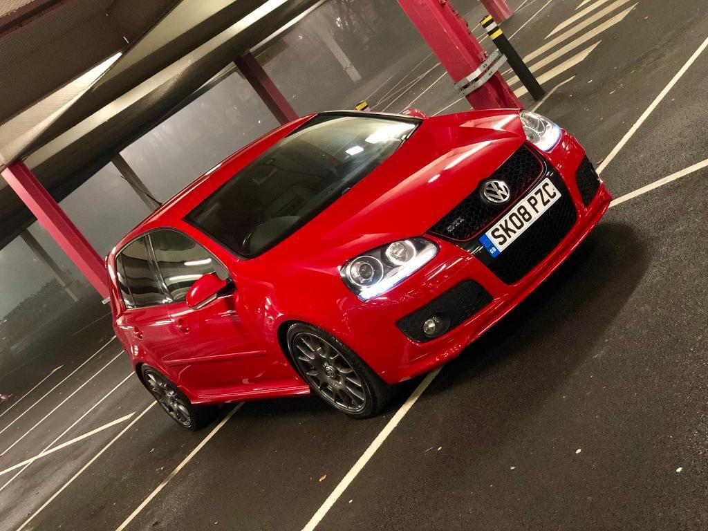 2008 MK5 VW GOLF GTI EDITION 30 2.0 TFSI RED 5 DOOR | in Audenshaw, Manchester | Gumtree