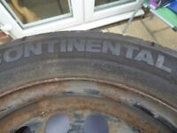 205/55/r16 continental tyre