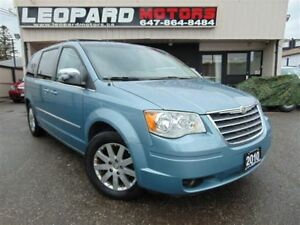 2010 Chrysler Town & Country Touring,2 Dvds,Camera,Pwr Sliding d