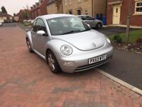 VW Beetle 1.9 tdi