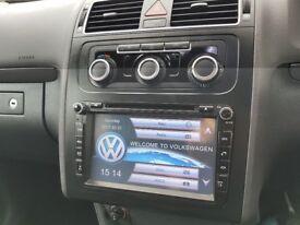 VW TOURAN 2011 1.6TDI ,2 OWNERS ,7 SEATS, FULL HISTORY.
