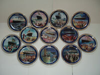 Set of Titanic Plates