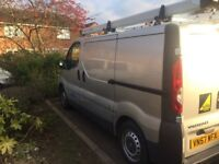 Vivaro for sale £2950, recently changed injector, altanator, crankshaft, pulley, drive belt, tyres.