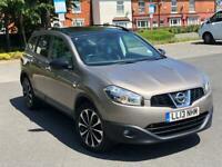 Nissan Qashqai +2 automatic 7 seater 2.0L