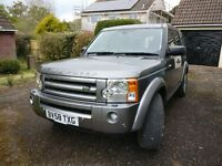 Land Rover Discovery 3 HSE - 2008 Leather, SATNAV, Heated Seats