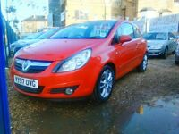 2008 Vauxhall cora only 67.000 miles 2 owners from new ideal first car