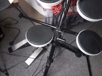 Like new Roland Electronic Drum Kit and Eden Amp only two years old works really well