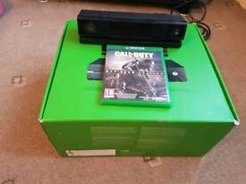 Boxed 500gb xbox one console with extras