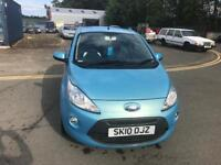 Ford Ka ZETEC High Spec Bargain £30 Road Tax