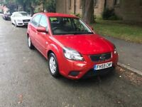 KIA RIO 1.4 STRIKE 5 dr LOW MILEAGE 2010