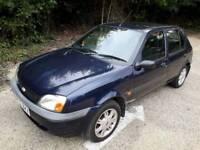 Ford Fiesta 1.3 petrol