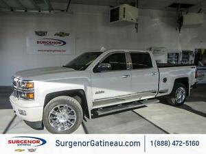 2015 Chevrolet Silverado 1500 crew cab/High Country