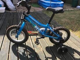 Child's bike age 3 up