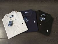 Men's Ralph Lauren polos bulk buy joblot available.