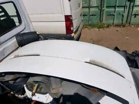 Iveco daily Bonnet. Very clean.