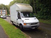 Iveco Luton Van 2004 ( 54 ) Reg For Sale