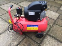 50ltr 2.5hp Compressor