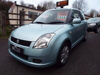 ***LOW MILEAGE SWIFT*** FULL SERVICE HISTORY*** NEW MOT ***