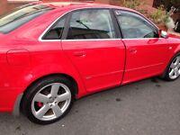 Audi A4 MOT'd until May 2017 Good condition