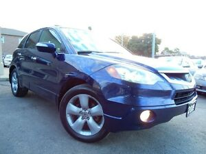 2009 Acura RDX SH-AWD TURBO | ONE OWNER | ACCIDENT FREE
