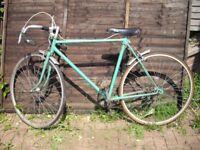 "Gents 26"" bike 70's vintage"