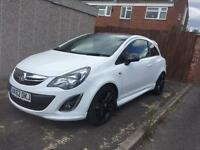 Vauxhall Corsa 1.2i limited edition