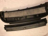 BMW 3 Series E46 pollen Filter Cover Lid Pannel 8363423 and Pollen Filter Housing 620402 8370066