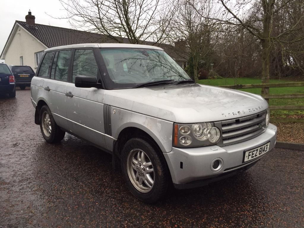 2006 diesel range rover in tandragee county armagh gumtree. Black Bedroom Furniture Sets. Home Design Ideas
