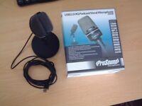 ProSound Microphone