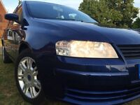 FIAT STILO LOVELY CONDITION 48000 IN COLCK