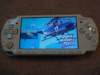 Sony PSP - Playstation Portable - Games Console