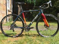 Eastway Balun C1 Cyclocross/Adventure Road Bike 52cm