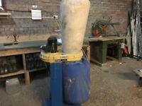 scheppact dust extractor 240v