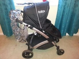 Prams and stollers