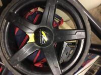 Powakaddy wheel