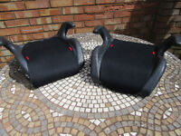 2 x Booster Seats (15-36kg)