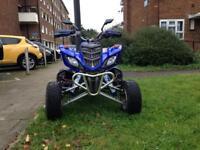 Yamaha raptor 660 road legal quad bike 54plate