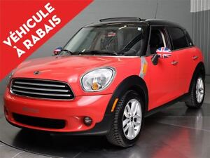 2011 MINI Cooper Countryman A\C MAGS TOIT PANORAMIQUE CUIR