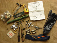 Action Man Accessories