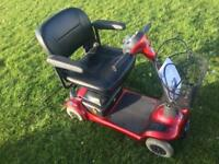 Invacare lynx boot scooter