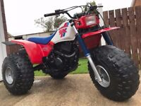 Honda ATC 250SX Trike Big Red Quad ATV Yamaha Tri z Kawasaki Kxt Raptor Suzuki Lt 450 660 700 KTM