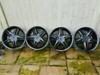 Seat Leon Cupra Mk1 Wheels x4