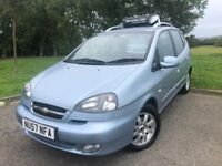 2008 57 CHEVROLET TACUMA 2.0 *AUTOMATIC* - LOW MILEAGE - VERY CLEAN EXAMPLE!!