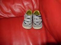 Ecco baby shoes